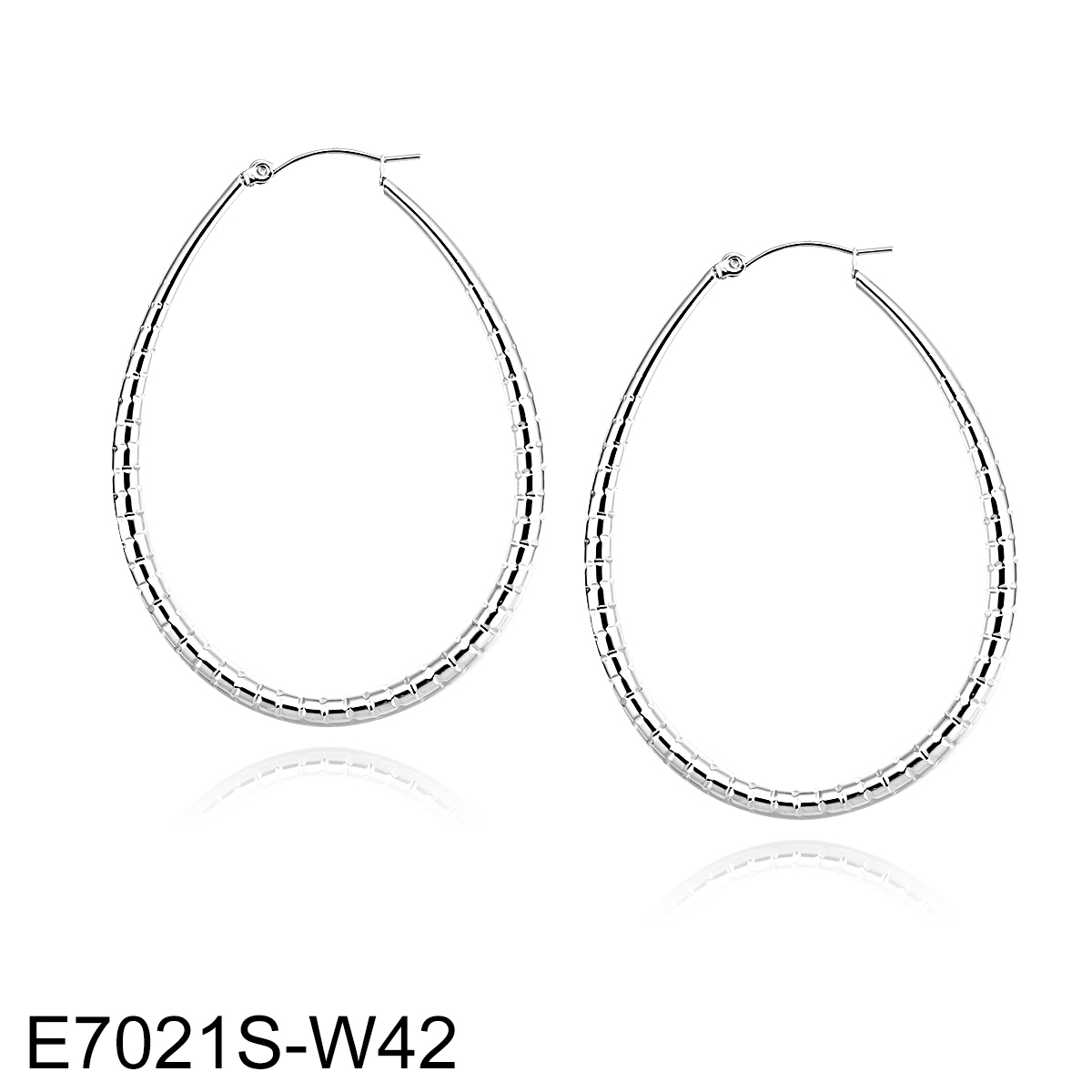E7021S-W42 Large oval endl...