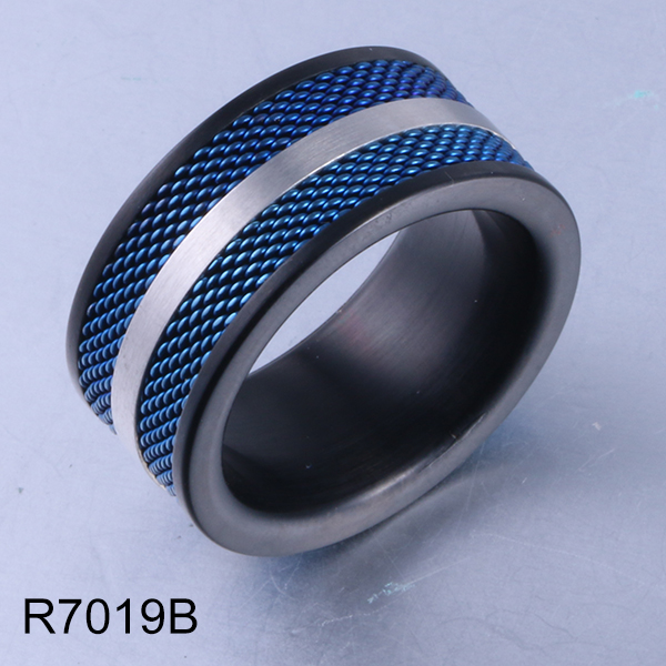 R7019B blue plating with bl...